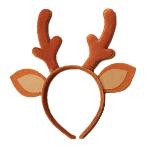 Baby Reindeer Antlers and Ears Alice Hair Band